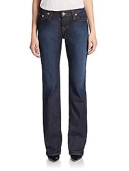 True Religion Straight Leg Jeans Lonestar