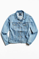 Bdg Core Denim Trucker Jacket Light Blue