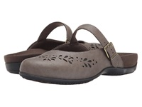 Vionic With Orthaheel Technology Rest Midway Mary Jane Taupe Women's Maryjane Shoes