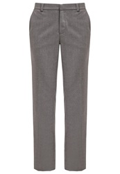 Banana Republic Trousers Charcoal Dark Gray