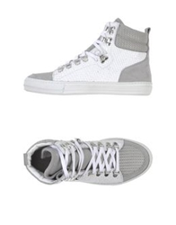 Diesel Black Gold High Tops And Trainers Grey
