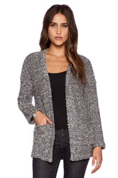 Obey Shelter Cardigan Gray