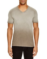 Splendid Ombre V Neck Tee 100 Bloomingdale's Exclusive Feather Grey