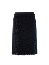 Sophie Hulme Wow Lace Skirt
