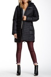 Columbia Black Powder Pillow Puffer Jacket