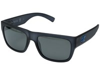 Kaenon Montecito Graphite Bright Blue G12m Fashion Sunglasses