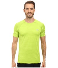 The North Face Flight Series Short Sleeve Shirt Macaw Green Men's Short Sleeve Pullover