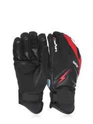 Level I Thunder Leather And Gore Tex Ski Gloves