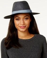 Inc International Concepts Colorblock Panama Hat Only At Macy's Black