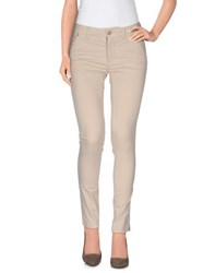 Peuterey Trousers Casual Trousers Women Beige