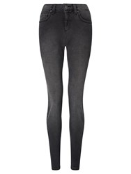 John Lewis Collection Weekend By Drainpipe Jeans Dark Grey