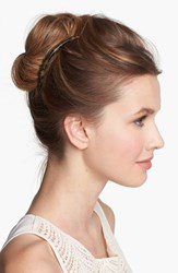 France Luxe French Twist Comb Brown Tokyo