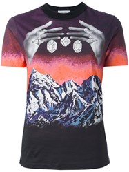 Carven All Over Print T Shirt