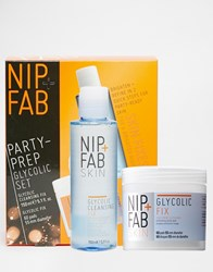 Nip Fab Party Prep Glycolic Set Partyprep