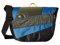 Ogio X Train Messenger Navy Acid Messenger Bags Multi