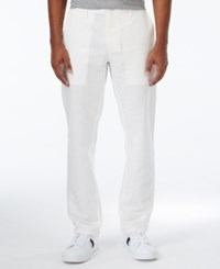 Sean John Men's Lightweight Pants Sj Cream