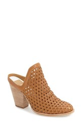 Women's Dolce Vita 'Hudson' Mule Caramel Leather