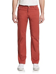 Corneliani Colored Five Pocket Jeans