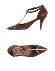Viktor And Rolf Pumps Cocoa