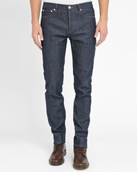 A.P.C. Indigo Petit New Standard Stretch Slim Fit Jeans