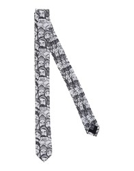 Frankie Morello Accessories Ties Men White