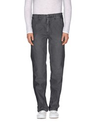 Guess Jeans Trousers Casual Trousers Men Grey