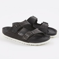 Birkenstock Arizona Kroko Black Exquiste