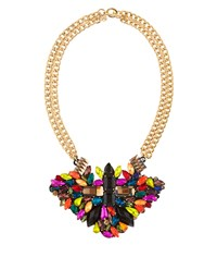 Maiocci Collection Maurra Multicolour Hand Made Necklace