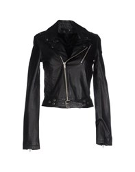 Blk Dnm Coats And Jackets Jackets Women Black