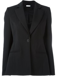 Altuzarra One Button Blazer Black