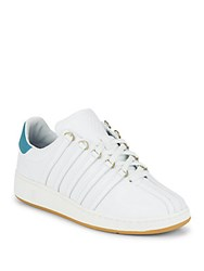 K Swiss Classic Leather Sneakers Classic White