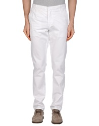 Underground Casual Pants White