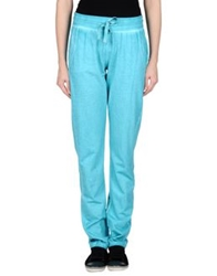 Freddy Casual Pants Turquoise