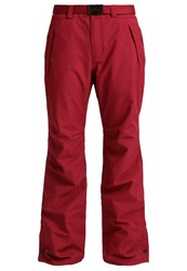O'neill Star Waterproof Trousers Passion Red