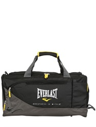 Everlast Nylon Duffle Bag For Fitness Gear
