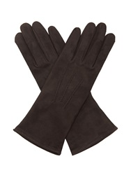 Agnelle Grace Suede Gloves