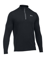 Under Armour Solid High Neck Tee Black