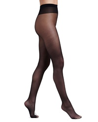 Wolford Individual 10 Pantyhose Sand 2 Small