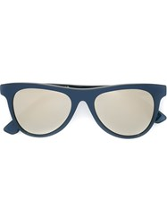 Retrosuperfuture 'Man Metallic Iii' Sunglasses Blue