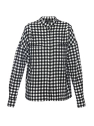 Haider Ackermann Plaid Wool And Linen Blend Shirt