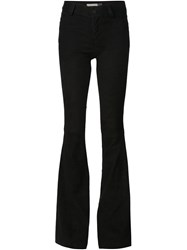 Alice Olivia Alice Olivia Flared Trousers Black