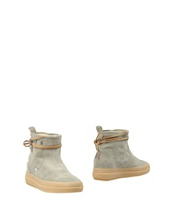 Ruco Line Ankle Boots Grey