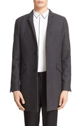 Men's The Kooples Wool Blend Coat