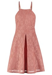 Tfnc Nellya Cocktail Dress Party Dress Nude Rose