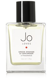 Jo Loves Green Orange And Coriander Colorless