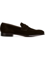 Crockett Jones Crockett And Jones Penny Loafers Brown