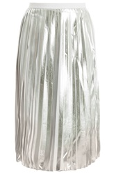 Raoul Foil Metallic Skirt
