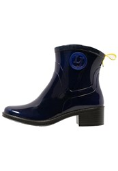 Lemon Jelly Iara Wellies Indigo Blue