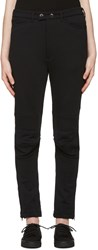 Ann Demeulemeester Black Maglione Lounge Pants