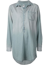Nsf Denim Shirt Dress